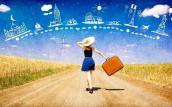 Những điều thú vị khi yêu một cô gái thích đi du lịch