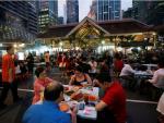Những món ăn vỉa hè cuốn hút du khách ở Singapore