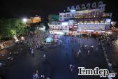 Khai mạc phố đi bộ Hà Nội: Thoả sức chơi giữa lòng đường