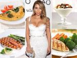 Chị em Kim Kardashian giảm cân