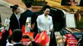 Nữ công an đa tài bảo vệ phu nhân chính khách