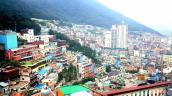 Gamcheon - ngôi làng đầy màu sắc ở Hàn Quốc