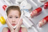 Các bệnh thường gặp ở trẻ nhỏ vào mùa thu và cách phòng trị