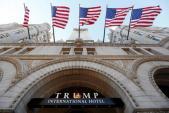 Siêu khách sạn kế bên Nhà Trắng của Donald Trump