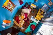 Phòng ngủ của người dân các quốc gia trên thế giới