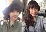 Bất ngờ trước nhan sắc thật của sao Việt sau lớp trang điểm và photoshop