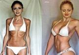 Cô gái này đã đẹp lên bội phần nhờ tăng cân