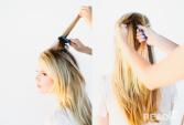 Hướng dẫn cách tết tóc kiểu đuôi cá đánh rối