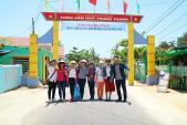 Làng bích họa Tam Thanh đẹp ngỡ ngàng trên đất Quảng Nam