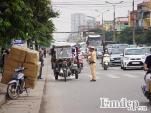 Hà Nội ra quân xử lý xe tử thần sau vụ tai nạn của bé 10 tuổi ở Hoàng Mai