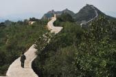 Cư dân mạng Trung Quốc nổi giận vì Trường Thành sửa quá xấu