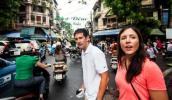 Sài Gòn phố hóa sông, đi bộ là du lịch mạo hiểm