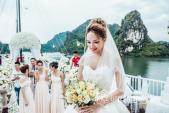 Sự thật về đám cưới lộng lẫy của Hương Giang idol