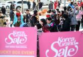 """Lễ hội du lịch mua sắm """"Korea grand sale"""" - trải nghiệm thiên đường mua sắm Hàn Quốc"""