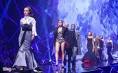 Màn catwalk bị chê thảm họa ở chung kết Next Top Model