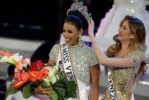 Mỹ nhân có số đo 90-60-90 đăng quang Hoa hậu