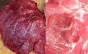 Bộ Y tế yêu cầu điều tra thông tin thịt bò bị làm giả ở Hà Nội