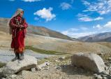 Cận cảnh vẻ đẹp phụ nữ bộ tộc Wakhi cách biệt với thế giới