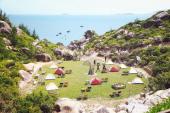 Giới trẻ bị hút hồn bởi đảo Jeju phiên bản Việt ở Bình Định