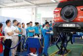 Ford VN tổ chức Hội thi tay nghề dịch vụ toàn quốc