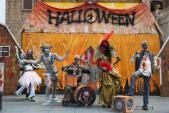 Lễ hội Halloween 2016 tại Bà Nà Hills có gì?