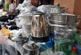 Nguy cơ mắc hàng loạt bệnh nguy hiểm từ xoong nồi inox kém chất lượng