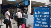 Vietnam Airlines mở check-in trực tuyến tại sân bay Nhật