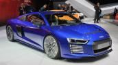 Audi quyết 'khai tử' siêu xe điện R8 e-tron
