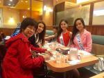 Phong cách thời trang giản dị của Phương Linh ở Hoa hậu Quốc tế 2016