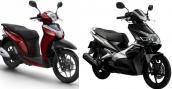 Honda Air Blade và Honda Sh Mode nên mua xe nào là tốt nhất?