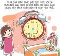 Thời gian biểu ăn, chơi, ngủ tốt nhất cho sự phát triển của bé