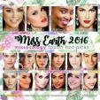 Nam Em xếp thứ 16 bình chọn ở Miss Earth 2016