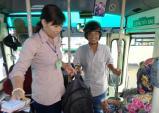 Dạy cách giảm stress cho lái xe, tiếp viên xe buýt