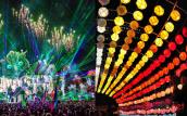 Hà Nội lần đầu tiên có lễ hội pháo hoa - ánh sáng - sắc màu