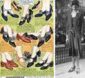 Giày cao gót bắt nguồn từ đâu và có khi nào?