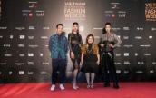 Dàn sao Việt rầm rộ khoe sắc tại Vietnam International Fashion Week