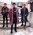 Quang Vinh, Lý Quí Khánh dự sự kiện của H&M ở Philippines