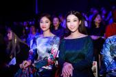 Hoa hậu Mỹ Linh, Á hậu Thanh Tú hoá Tấm-Cám trên thảm đỏ thời trang