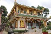 Diện mạo mới của ngôi chùa được xây dựng từ năm 1721