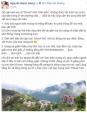 Người dân Tam Đảo tố phượt thủ ý thức kém
