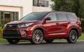Toyota Highlander 2017 vừa ra mắt có gì đặc biệt?