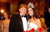 Hoa hậu mất vương miện bị ép phải nói xấu Donald Trump