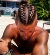 Rộ mốt nam giới bện tóc cực chất, sành điệu