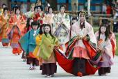 Những lễ hội hút khách bậc nhất ở cố đô xứ Phù Tang