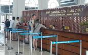Quảng Ninh dừng bán vé thăm quan bổ sung trên Vịnh Hạ Long