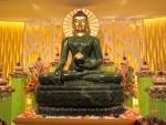 Cung nghinh tượng Phật Ngọc hòa bình thế giới tại Bình Dương
