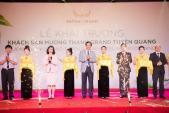Khai trương Khách sạn Mường Thanh Grand Tuyên Quang