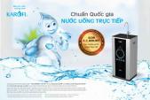 Ở Việt Nam đã có máy lọc nước đạt chuẩn uống trực tiếp chưa?.