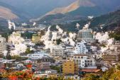 Thị trấn địa ngục sở hữu 3.000 suối nước nóng tại Nhật Bản