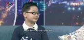 Thần đồng 3 tuổi tự học tiếng Anh, 8 tuổi có trình độ ngang HS cấp 3!